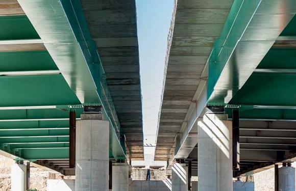 10. Pedemontana Motorway, Lura Viaduct (Italy)