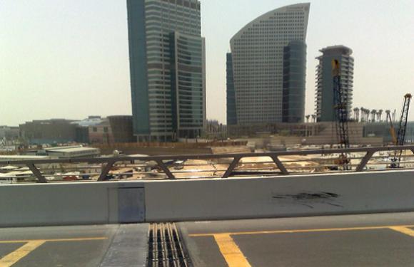 06. Ras Al Khor Crossing, Dubai (UAE)